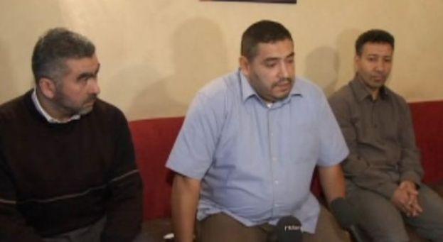 Les membres du parti Islam, photo RTBF.
