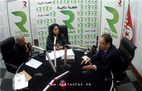 Youssef Chahed à Radio Sfax.