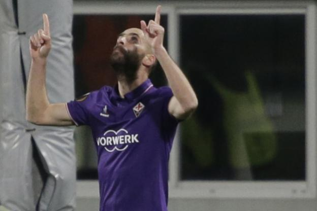 Borja Valero s'engage officiellement à l'Inter Milan