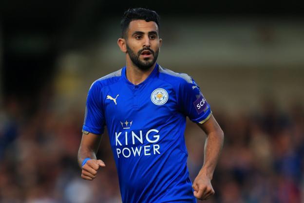 L'AS Rome toujours sur Riyad Mahrez (Leicester City)