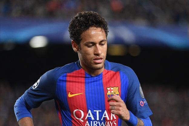 Le festival de Neymar face à la Juve en vidéo