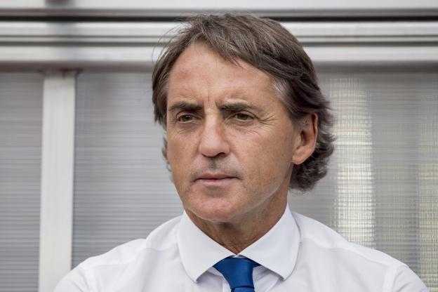 Italie Roberto Mancini N Est Pas Interesse Par Le Poste De