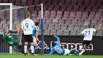 Naples surpris par l'Atalanta — Coupe d'Italie