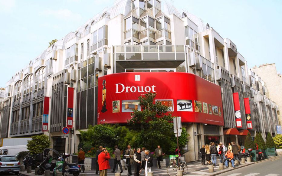 hôtel Drouot Paris