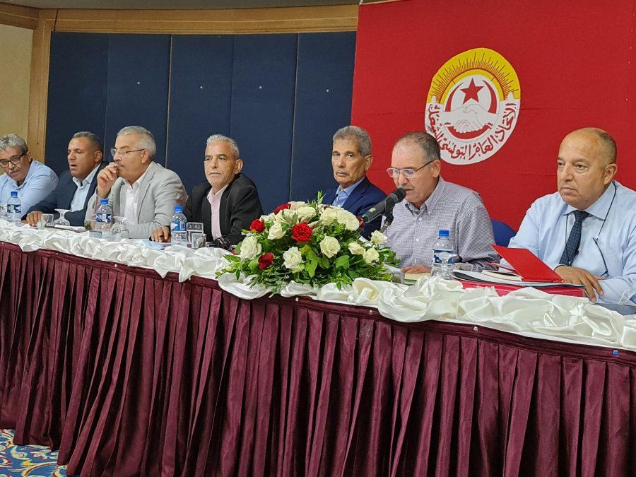 Tunisie : L'UGTT réclame la formation d'un gouvernement restreint, «tout retard mène au démantèlement de l'Etat»