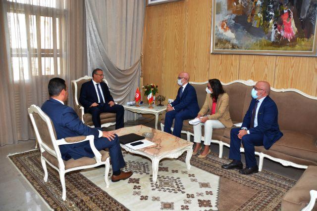 Tunisie : L'Italie offre son soutien au ministère de l'Intérieur, pour la lutte contre l'émigration illégale